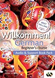 Willkommen Audio and Support Book Pack 2ED Revised