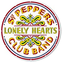 Tappetino per il Mouse, motivo: The Beatles Sgt Peppers Lonely Hearts Club Band