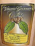 Virginia Gourmet ‿Peaberry Sac de café torréfié lentement 30 ml Lot de 2