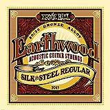 Ernie Ball Earthwood Silk And Steel Strings