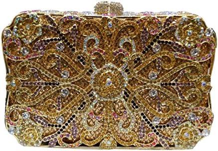 DUYANGANG Borsa Di Lusso Del Diamante Della Borsa Da Da Da Sera Delle Donne | Qualità Affidabile  | Stili diversi  756646