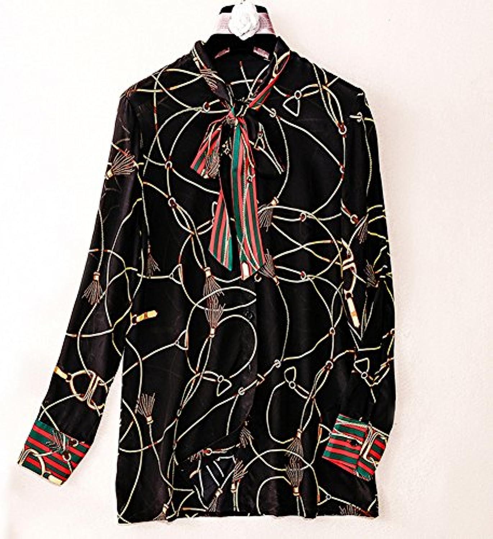 Camicia da Vento Donna con Il Cinturino A Vento da Mulberry Stampa ... c65e153bc9e