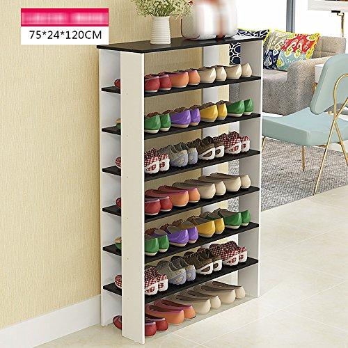 Rack di scarpe per mobili da corridoio scarpa di stoccaggio a casa semplice multistrato - Mobili da corridoio ...