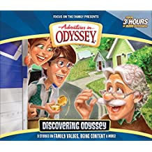Discovering Odyssey: 9 Stories on Family Values, Being Content & More (Adventures in Odyssey)