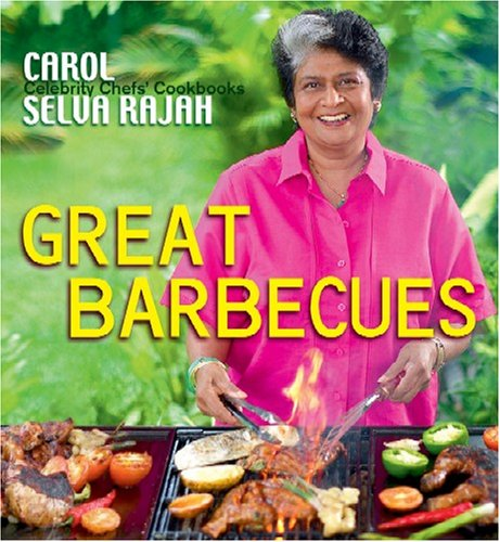 Celebrity Chefs' Cookbooks: Great Barbecues