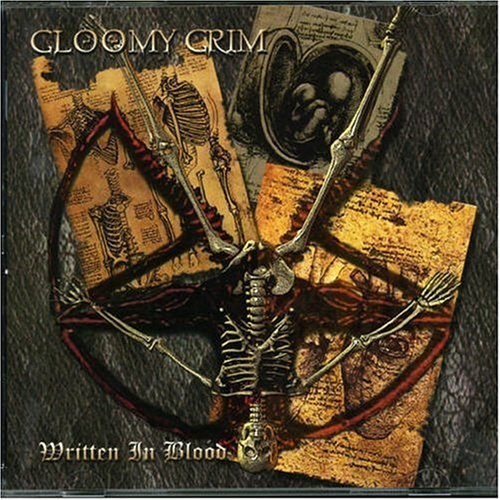 Written in Blood by Gloomy Grim