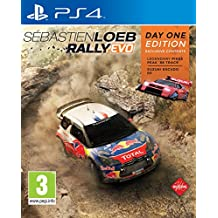 SEBASTIEN LOEB RALLY EVO DAY ONE EDITION BOX UK GIOCO ITALIANO PS4
