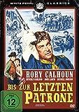 DVD Cover 'Bis zur letzten Patrone - Original Uncut Kinofassung