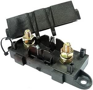 Rosenice Car Fuse Holder Box For 1 Mega Backup M8 Thread Elektronik