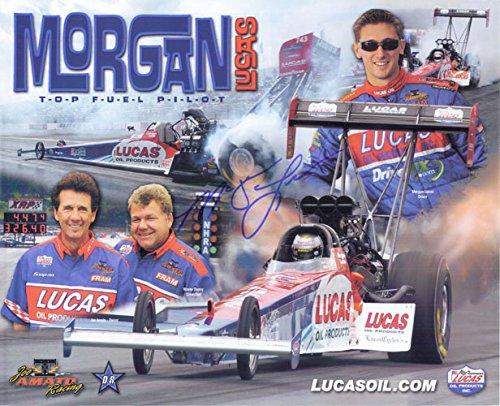 Signed Lucas, Morgan 8x10 Promo autographed