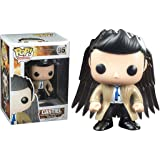 Funko - Figurine - Supernatural - Castiel Wings Exclu Pop 10cm - 0849803045661