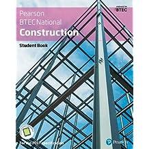 BTEC Nationals Construction Student Book + Activebook: For the 2017 specifications (BTEC Nationals Construction 2016)