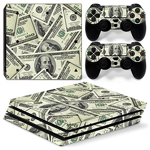 Stillshine Ps4 Pro Consola Design Foils Vinyl Skin Sticker Decal Pegatina And...