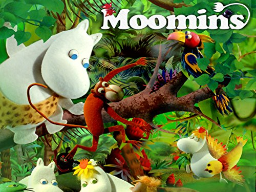Moomins Cover