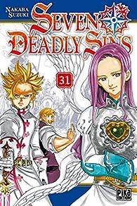 Seven Deadly Sins, tome 31 par Nakaba Suzuki