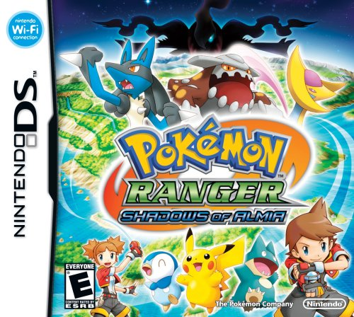 Pokémon Ranger: Shadows of Almia [UK Import]