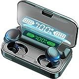 Wireless Earbuds Headphones, Bluetooth 5.0 Wireless Earphones Touch Control, IPX7 Waterproof TWS Stereo in Ear Built in Mic H
