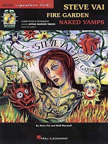 STEVE VAI FIRE GARDEN NAKE VAMPS CD/PKG by Steve Vai (1999-02-01)