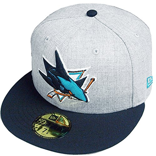 new-era-san-jose-sharks-heather-cap-59fifty-5950-fitted-special-limited-edition-nhl