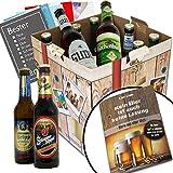 Geschenkbox: Bierspezialitäten aus Deutschland