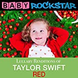 Baby Rockstar: Taylor Swift Red:Lullaby Rendi (Audio CD)