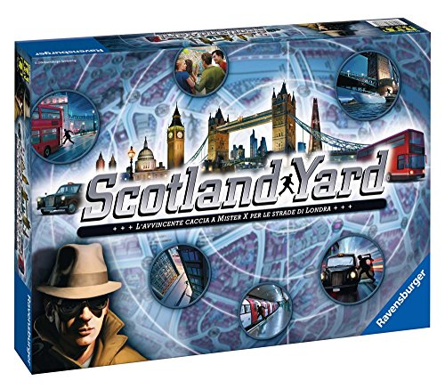 Ravensburger 26648 Scotland Yard Spiel in Box -