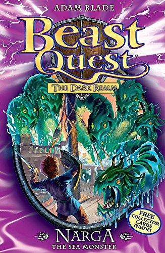 Narga the Sea Monster: Series 3 Book 3 (Beast Quest)