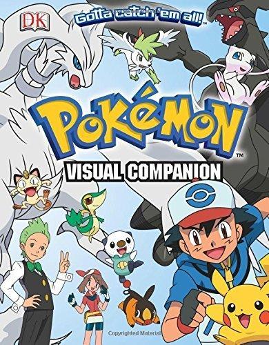 Pokemon Visual Companion by BradyGames (2013) Hardcover