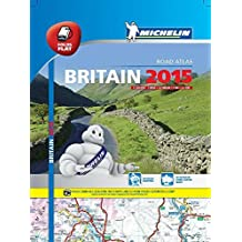 Britain 2015 - A4 multiflex (Michelin Tourist and Motorist Atlas) by Michelin (2014-07-01)