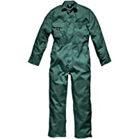 Dickies Redhawk Stud Coverall Regular Colour=Lincoln Size=S