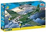 Cobi 5534 Heinkel He 111 P-4, Grün