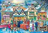 """1000 Piece Jigsaw Puzzle - Le Chant et la Sonnerie - No.7 De La Retrouvez la Collection des Différences - """"Nouveau Juillet 2014»"""