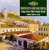 Daltro : Modinhas Brasileiras, Songs from 19th century Brazil