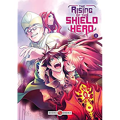 The Rising of the Shield Hero - volume 08