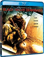Black Hawk Derribado (Edición 2017) [Blu-ray]