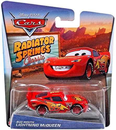 Mattel Disney/Pixar Cars Radiator Springs Classic Bug Mouth Exclusive Die-Cast Vehicle
