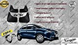 Volga Car Mud Flaps For Maruti Baleno New Original Fitment Set Of 4 Heavy Duty