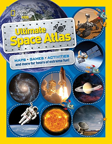 National Geographic Kids Ultimate Space Atlas (Atlas ) por Carolyn DeCristofano