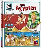 WAS IST WAS Junior Band 23. Altes Ägypten: Wer erbaute die Pyramiden? Wie mächtig waren die Pharaonen? - Eva Dix, Sabine Schuck