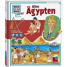 WAS IST WAS Junior Band 23. Altes Ägypten: Wer erbaute die Pyramiden? Wie mächtig waren die Pharaonen?