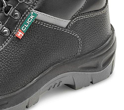 Double Densité site Bottes–B Cliquez Chaussures Noir