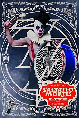Saltatio Mortis - Zirkus Zeitgeist - Live aus der Großen Freiheit [Edizione: Germania]