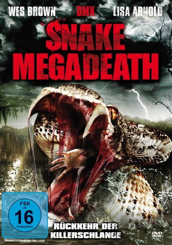 Snake Megadeath Brown Snake