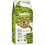 Lavazza Café en Grains Les Voix de la Terre For Planet, Café en grains 100% Arabica biologique, Torréfaction Moyenne et Légèr