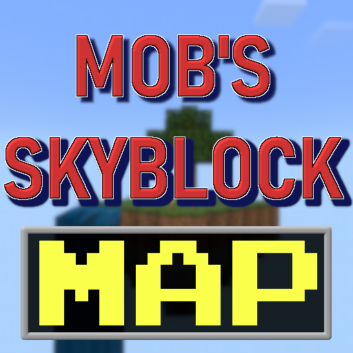 Mob's Skyblock [Map] For Minecraft PE