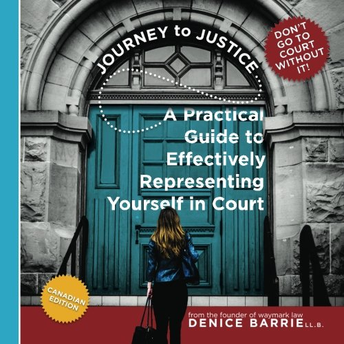 Journey to Justice: A Practical Guide to Effectively Representing Yourself in Court
