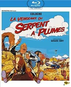La vengeance du Serpent à Plumes [Blu-ray]