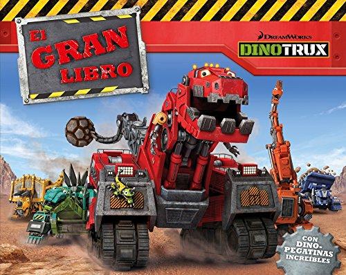 El Gran Libro De Dinotrux. Libro Regalo