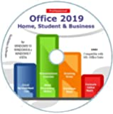 Office Suite 2019 Home Student and Business for Windows 10 8.1 8 7 Vista 32 64bit| Alternative to Office 2016 2013 2010…