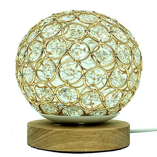 Schnur Tischlampe LED USB-Fernbedienung 16 Farben Rattan Ball Tischlampe Kristallkugel Zwei-Pin-Stecker warmes Licht Monochrom-Taste Schalter